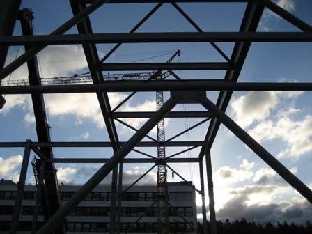 Projekt 6 for Stahlbau aussteifung
